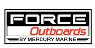 Force outboard motor parts