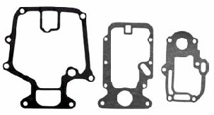 Power head adapter gasket kit for Force 2 Cylinder Outboard Motor