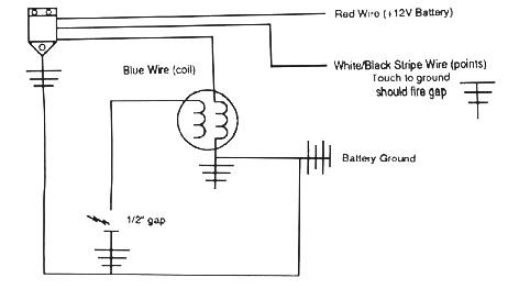 Printguideon Dc Cdi Ignition Wiring Diagram