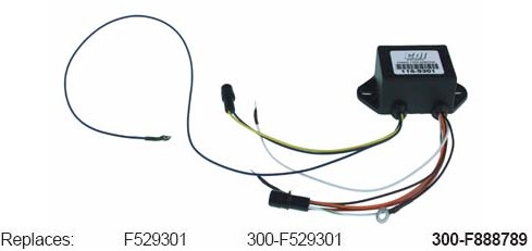 Ignition Pack Prestolite Plug, Force outboard motor