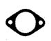 Chrysler / Force Outboard Motor Carburetor Gasket Carburetor Base, Force 75-90hp, Sportjet 1990/95XR