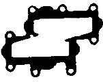 Chrysler / Force Outboard Motor Carburetor Adapter 4 Cylinder, Force 120hp, SportJet 120XR