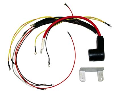 Mercury outboard internal wiring harness